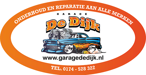 logo Garage de Dijk